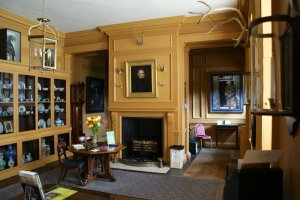 entrance hall wallington northumberland